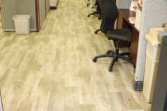 Commercial Flooring for The Keyes Company Office Space
