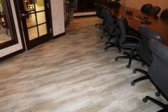 Commercial Flooring for The Keyes Company Conference Room
