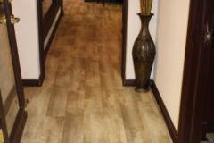 Commercial Flooring for The Keyes Company Hallway
